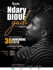 Read more about the article Découverte: Ndary DIOUF, La Voix d'or Saint – Louisienne