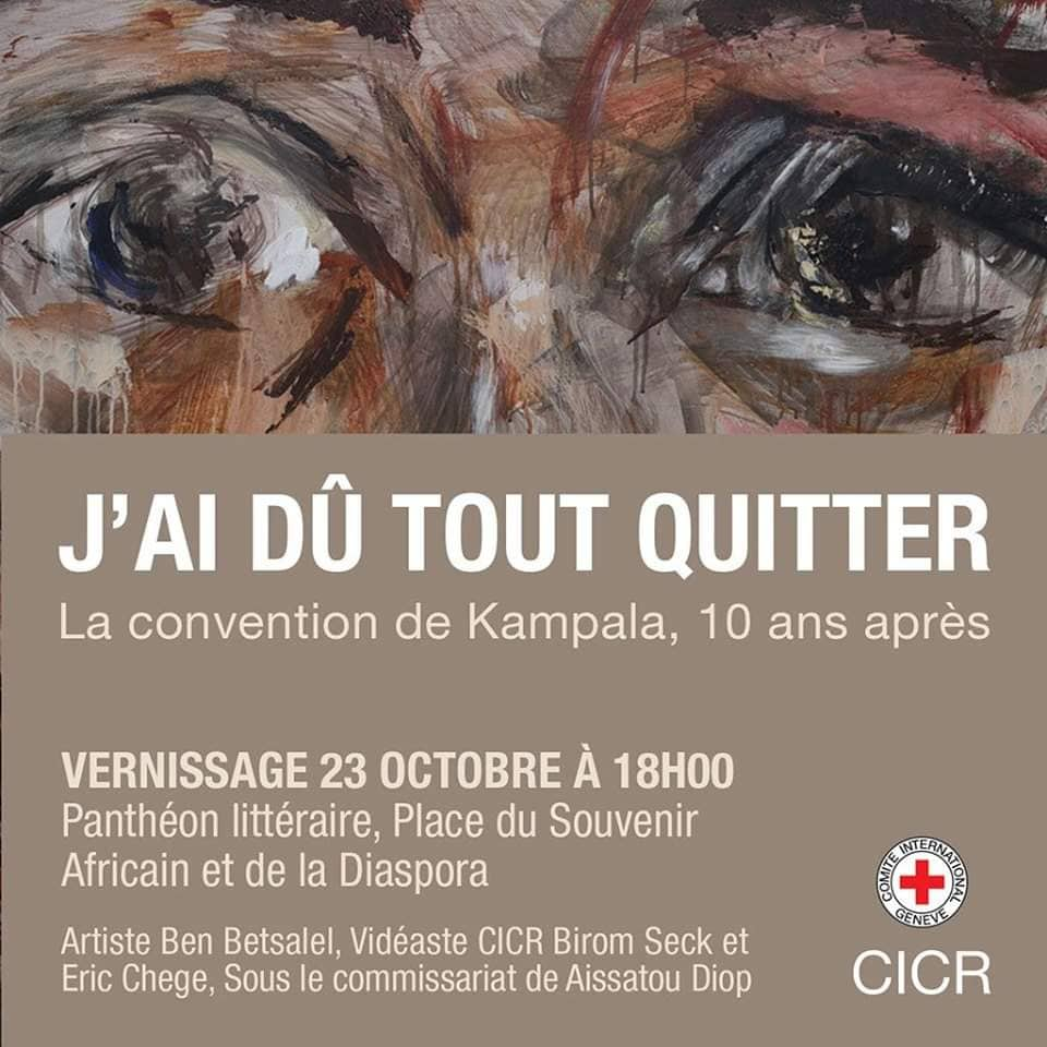 You are currently viewing Découverte : Aysatu Ndey Ayda Jòob, Mme la Commissaire d'exposition