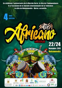 Read more about the article Mohammedia va abriter bientôt la quatrième édition du festival AFRICANO