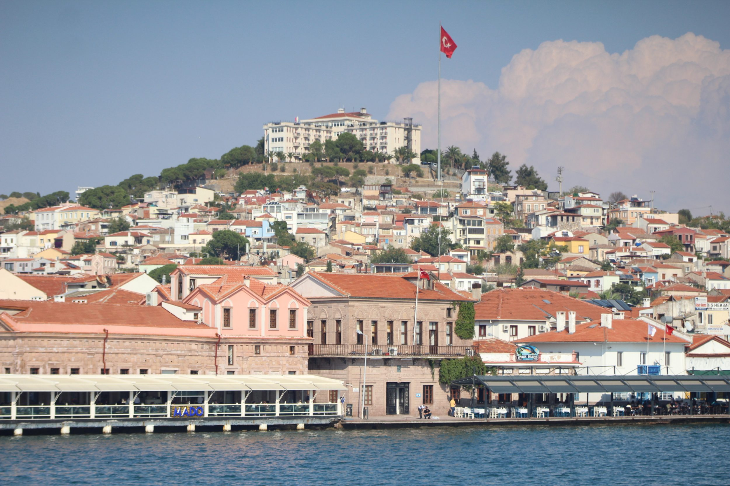Read more about the article Turquie: A la découverte d'Ayvalik