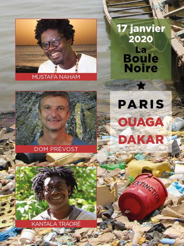 Read more about the article « PARIS OUAGA DAKAR », un projet musical international pour la Terre