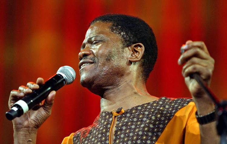 You are currently viewing Le fondateur de Ladysmith Black Mambazo, Joseph Shabalala, est décédé