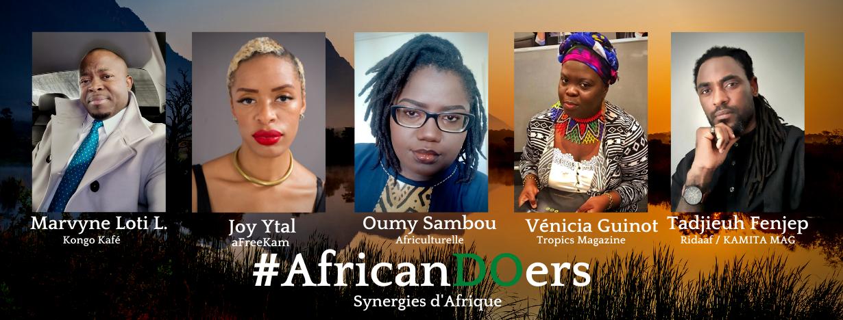 Read more about the article African Doers Live Talks: Joy Ytal, Femme plurielle et âme d'artiste
