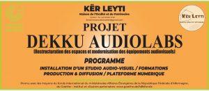 """Read more about the article Réaménagement de ses activités face à la Covid 19, Kër LEYTI """"conserve"""" dans le digital"""