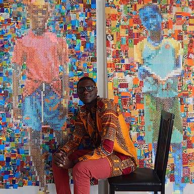 You are currently viewing Vente aux enchères : Alioune Diagne cède deux de ses œuvres à 34 et 29 millions Cfa