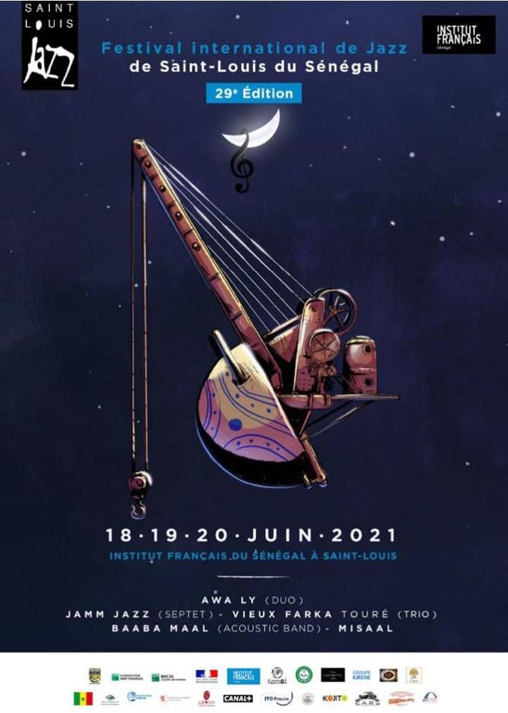 Read more about the article 29eme édition du Saint Louis Jazz, le Festival de la relance !